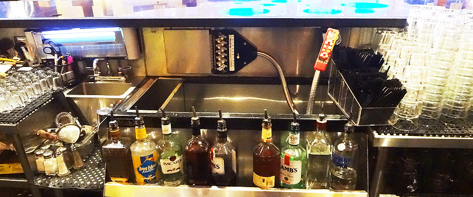 Bar Station Build At Hard Rock Casino In Coquitlam By Anges Plumbing